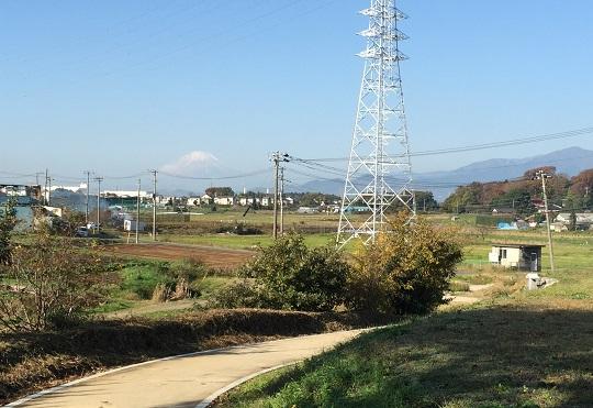 茅ヶ崎里山公園・北駐車場周辺