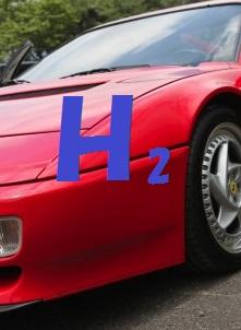 燃料電池車(イメージ。MIRAIではない)