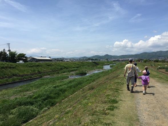 鈴川沿いの風景2
