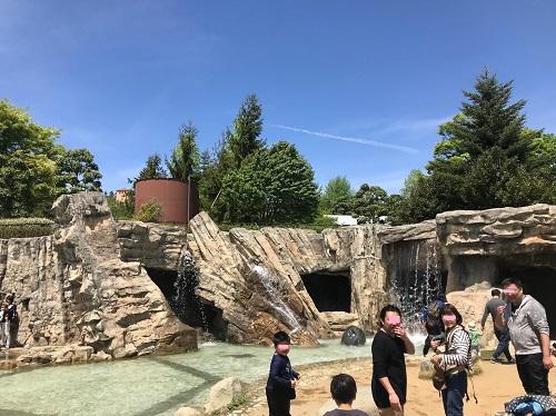洞窟エリア